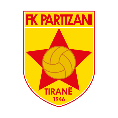 FK Partizani logo