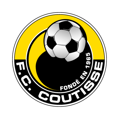 Football Club Coutisse (1965) vector logo