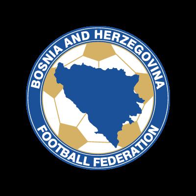 Football Federation of Bosnia and Herzegovina vector logo