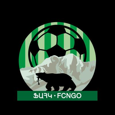 Gandzasar FC NGO vector logo
