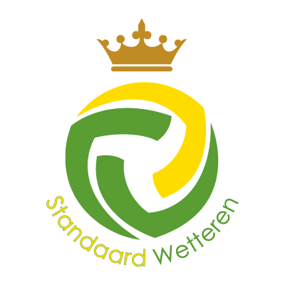 K. Standaard Wetteren (1951) vector logo