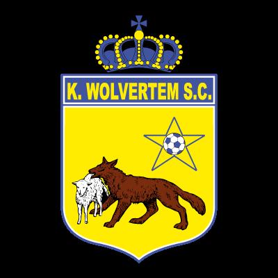K. Wolvertem SC vector logo