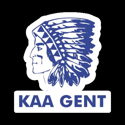 KAA Gent (2009) vector logo