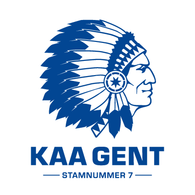 KAA Gent (Current) vector logo
