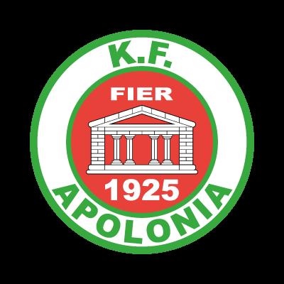 KF Apolonia vector logo