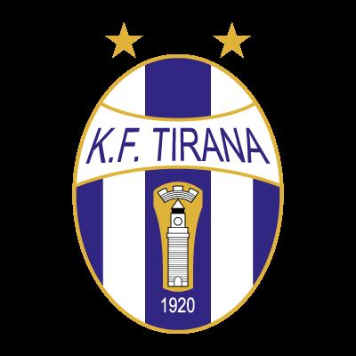 KF Tirane vector logo