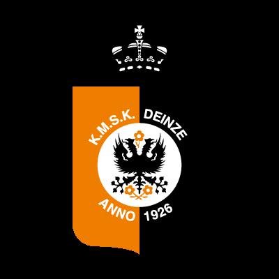 KMSK Deinze vector logo