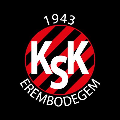 KSK Erembodegem vector logo