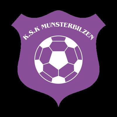 KSK Munsterbilzen vector logo