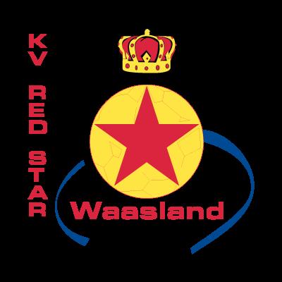 KV Red Star Waasland vector logo