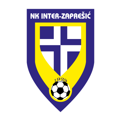 NK Inter Zapresic vector logo