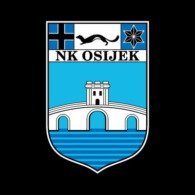 NK Osijek vector logo