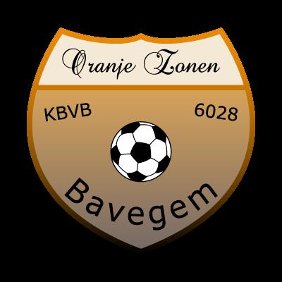Oranje Zonen Bavegem vector logo