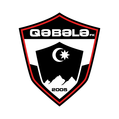 Qabala PFK (2005) vector logo