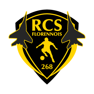 Royal Cercle Sportif Florennois vector logo
