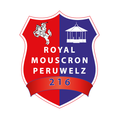 Royal Mouscron Peruwelz vector logo