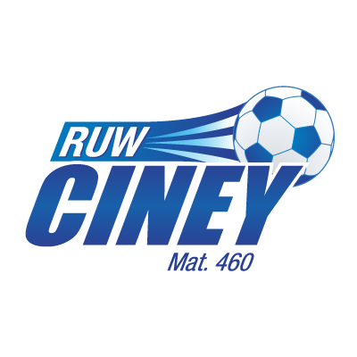RU Wallonne Ciney vector logo