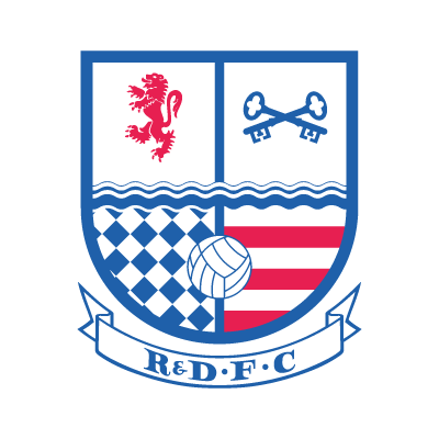 Rushden & Diamonds FC vector logo