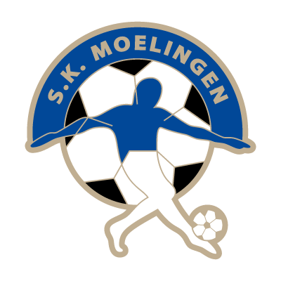 SK Moelingen vector logo