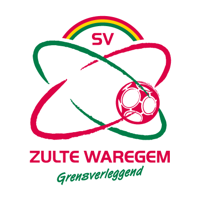 SV Zulte-Waregem (Current) vector logo