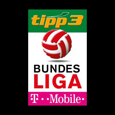 Tipp 3-Bundesliga T-Mobile vector logo