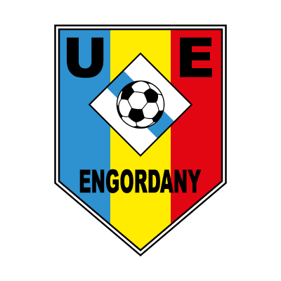 UE Engordany vector logo