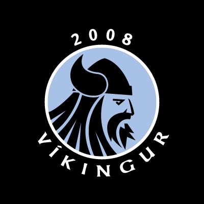 Vikingur vector logo