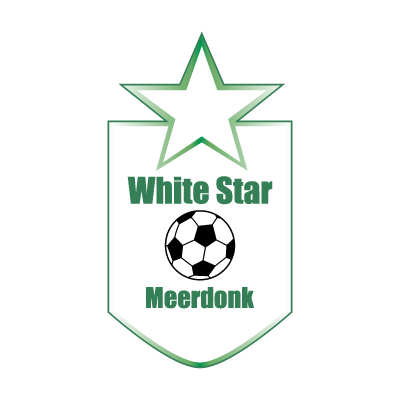 White Star Meerdonk vector logo
