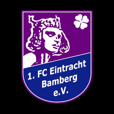1. FC Eintracht Bamberg vector logo