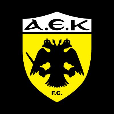 AEK FC vector logo