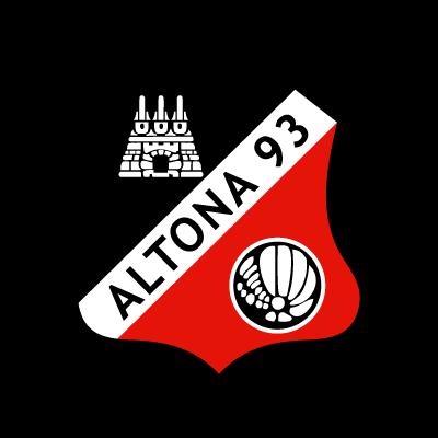 Altonaer FC von 1893 vector logo