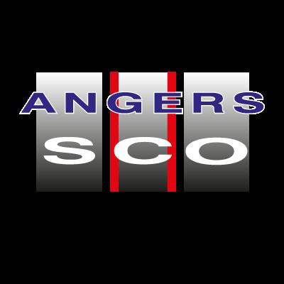 Angers SCO vector logo