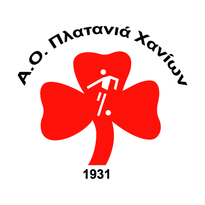 AO Platanias logo