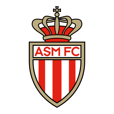 AS Monaco FC (Old) vector logo