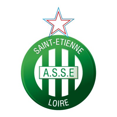 AS Saint-Etienne (1919) vector logo