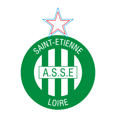 AS Saint-Etienne vector logo