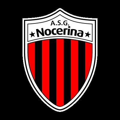 ASG Nocerina vector logo