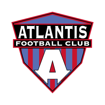 Atlantis FC vector logo