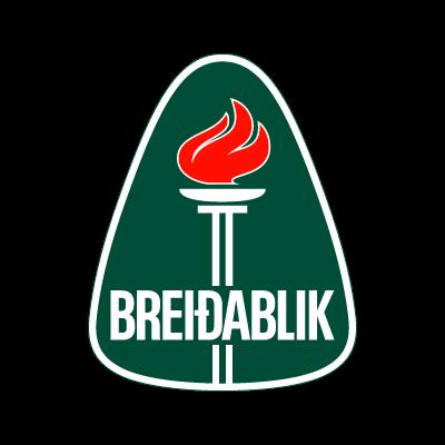 Breidablik UBK logo