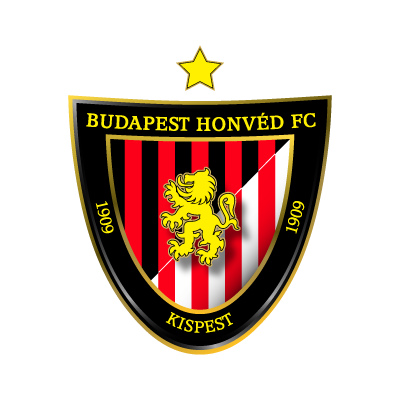 Budapest Honved FC (1902) vector logo
