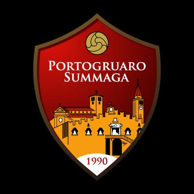 Calcio Portogruaro Summaga vector logo