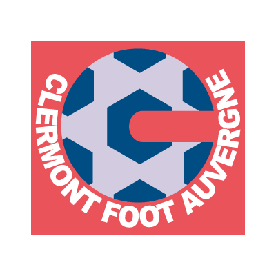 Clermont Foot Auvergne vector logo