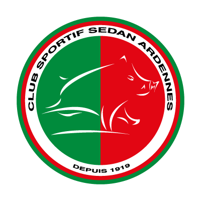 CS Sedan Ardennes vector logo