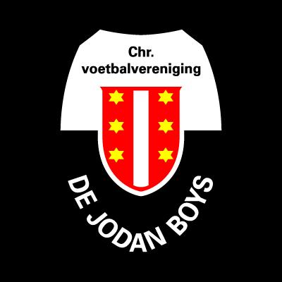 CVV de Jodan Boys vector logo