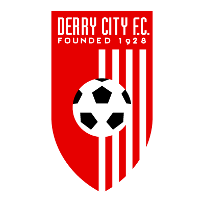 Derry City FC vector logo