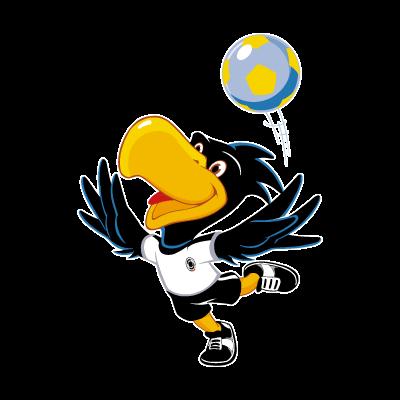 Deutscher FuBball-Bund - Paule logo