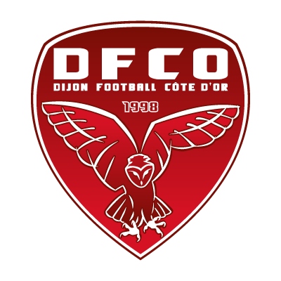 Dijon Football Cote-d'Or (1998) vector logo