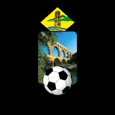 ES Uzes Pont du Gard logo