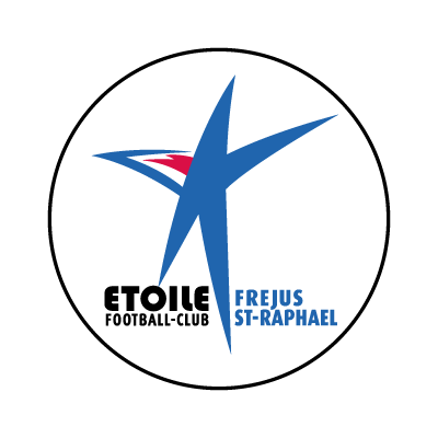 Etoile FC Frejus Saint-Raphael (2009) vector logo