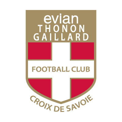 Evian Thonon Gaillard FC vector logo